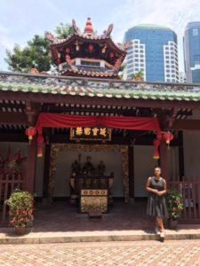 Singapore Finance Internship