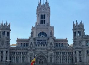 Intern in Madrid
