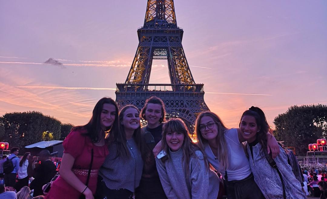 Paris weekend trip